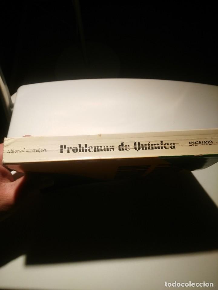 Libros de segunda mano: PROBLEMAS DE QUIMICA, EDITORIAL REVERTE S.A - Foto 5 - 257744770