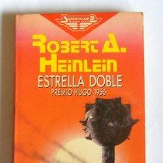 Libri di seconda mano: ESTRELLA DOBLE - ROBERT A. HEINLEIN - PREMIO HUGO. 1956 - COLECCION SUPERFICCION. Lote 258026275