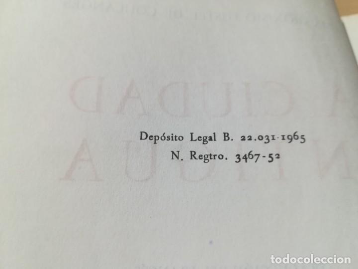 Libros de segunda mano: LA CIUDAD ANTIGUA / FUSTEL DE COULANGES / IBERIA / AG57 - Foto 7 - 258080785