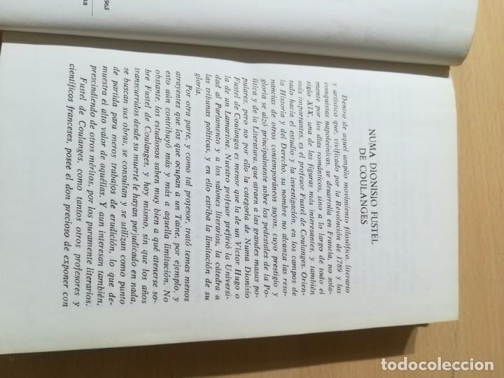 Libros de segunda mano: LA CIUDAD ANTIGUA / FUSTEL DE COULANGES / IBERIA / AG57 - Foto 9 - 258080785