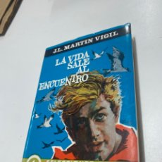 Libros de segunda mano: LA VIDA SALE AL ENCUENTRO. Lote 260048980