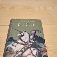 Libros de segunda mano: M-35 LIBRO JOSE LUIS CORRAL EL CID CIRCULO DE LECTORES. Lote 260278365
