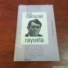 Libros de segunda mano: JULIO CORTAZAR - RAYUELA 1977 EDHASA. Lote 260682295