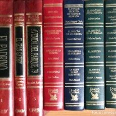 Libros de segunda mano: LOTE 7 LIBROS READERS DIGEST Y BIBLIOTECA GRANDES EXITOS EL PADRINO ORBIS EL GRAN GATSBY COLECCIÓN. Lote 260706670