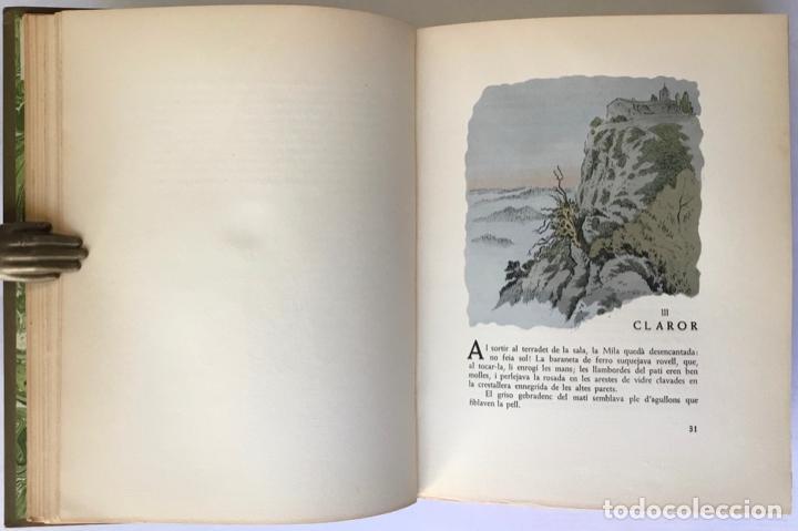 Libros de segunda mano: SOLITUD. Novel·la. - CATALA, Victor. - Foto 5 - 260806875
