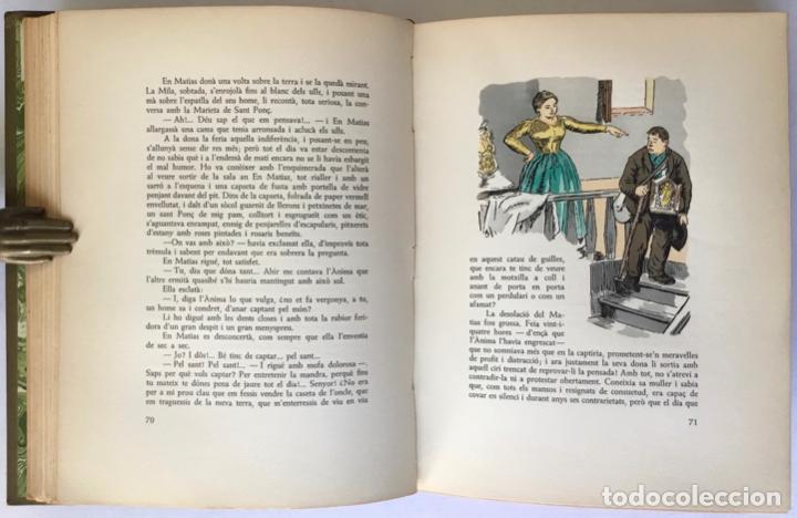 Libros de segunda mano: SOLITUD. Novel·la. - CATALA, Victor. - Foto 6 - 260806875