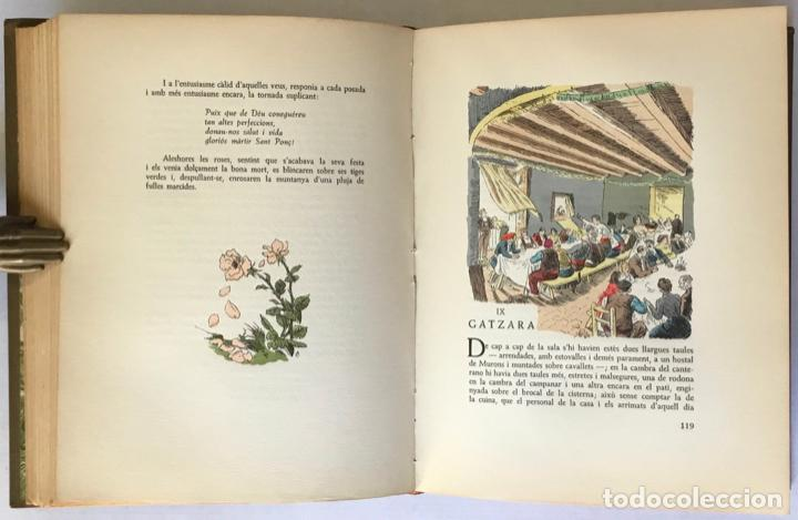 Libros de segunda mano: SOLITUD. Novel·la. - CATALA, Victor. - Foto 7 - 260806875