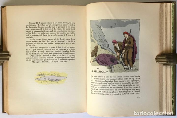 Libros de segunda mano: SOLITUD. Novel·la. - CATALA, Victor. - Foto 8 - 260806875