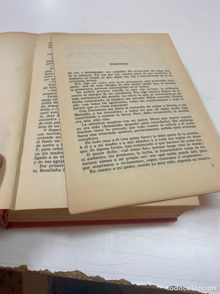 Libros de segunda mano: LA GANGRENA POR MERCEDES SALISACHS 14a EDICIÓN 1976 - Foto 10 - 260856840