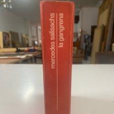 Libros de segunda mano: LA GANGRENA POR MERCEDES SALISACHS 14A EDICIÓN 1976. Lote 260856840