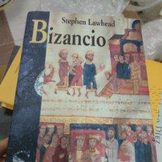 Libros de segunda mano: BIZANCIO STEPHEN LAWHEAD CÍRCULO DE LECTORES. Lote 261129950