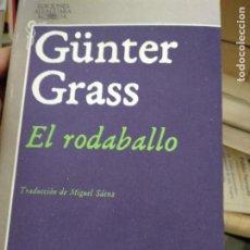 Libros de segunda mano: EL RODABALLO - GUNTER GRASS. Lote 261130070