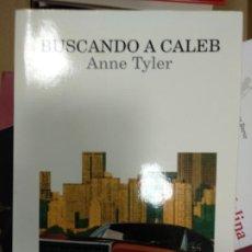 Libros de segunda mano: BUSCANDO A CALEB;ANNE TYLER;LUMEN-COLECCIÓN PALABRA EN EL TIEMPO-. Lote 261131460
