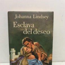 Libros de segunda mano: ESCLAVA DEL DESEO - JOHANNA LINDSEY CIRCULO DE LECTORES 1993. Lote 261576790