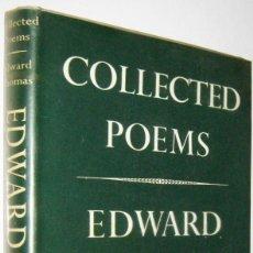 Libros de segunda mano: COLLECTED POEMS - EDWARD THOMAS - EN INGLES. Lote 261589490