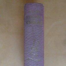 Libros de segunda mano: OBRAS - ALVARO DE LAIGLESIA - PLAZA & JANES - 1962 ** VER TITULOS. Lote 261590435