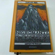 Libros de segunda mano: NIGROMANTE - CARLOS SISI - N 10. Lote 261684215