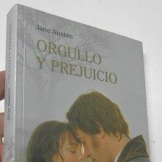 Libros de segunda mano: ORGULLO Y PREJUICIO - JANE AUSTEN. Lote 261910135