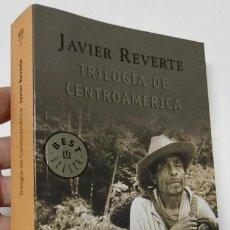 Libros de segunda mano: TRILOGÍA DE CEONTROAMÉRICA - JAVIER REVERTE. Lote 261911760