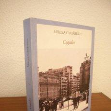 Libros de segunda mano: MIRCEA CARTARESCU: CEGADOR (FUNAMBULISTA, 2010) OBRA COMPLETA EN UN VOLUMEN. PRIMERA EDICIÓN.. Lote 262063560
