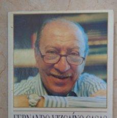 Libros de segunda mano: FERNANDO VIZCAINO CASAS MI PADRE. Lote 262108315