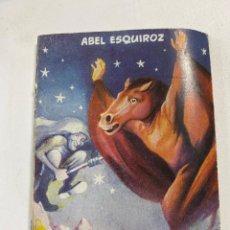 Libros de segunda mano: FANTASMAS DE LA TIERRA MAGALLANICA ABEL ESQUIROZ. EDICIONES G.P. BARCELONA. PAGS: 64. Lote 262387845
