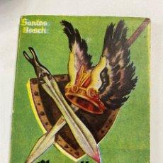 Libros de segunda mano: EL ANILLO DE LOS NIBELUNGOS. SANTOS BOSCH. EDICIONES G.P. BARCELONA. PAGS: 64. Lote 262388105