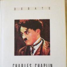 Libros de segunda mano: MI AUTOBIOGRAFIA. - CHAPLIN, CHARLES.. Lote 262732510