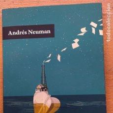 Libros de segunda mano: BARBARISMOS ANDRES NEUMAN. Lote 262840750