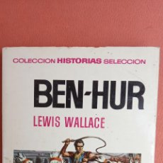 Libros de segunda mano: BEN-HUR. LEWIS WALLACE. EDITORIAL BRUGUERA, S.A.. Lote 262897870