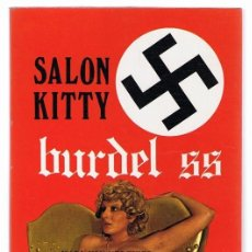 Libros de segunda mano: BURDEL SS ¨SALÓN KITTY¨ KARL VON VEREITER. Lote 262902115