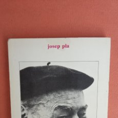 Libros de segunda mano: VIAJE A PIE. JOSEP PLA. EDICION NO VENAL.. Lote 262907750