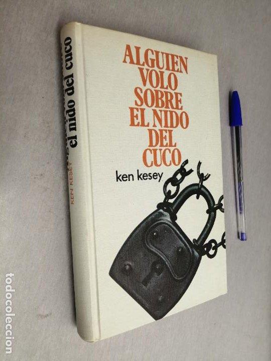 ALGUIEN VOLÓ SOBRE EL NIDO DEL CUCO / KEN KESEY / CÍRCULO DE LECTORES (Libros de Segunda Mano (posteriores a 1936) - Literatura - Narrativa - Otros)