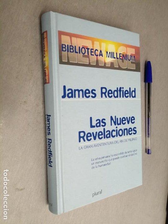 LAS NUEVE REVELACIONES / JAMES REDFIELD / BIBLIOTECA MILLENIUM - PLURAL 1ª EDICIÓN 1992 (Libros de Segunda Mano (posteriores a 1936) - Literatura - Narrativa - Otros)