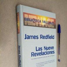 Libros de segunda mano: LAS NUEVE REVELACIONES / JAMES REDFIELD / BIBLIOTECA MILLENIUM - PLURAL 1ª EDICIÓN 1992. Lote 262926450