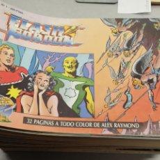 Libros de segunda mano: FLASH GORDON (EDICIÓN HISTÓRICA) / COMPLETA 67 NÚMEROS / EDICIONES B - TEBEOS S.A.. Lote 262939330