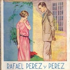 Libros de segunda mano: EL VERDADERO AMOR. LA NOVELA ROSA Nº E 90 - PEREZ Y PEREZ, RAFAEL - A-NOVRAPE-563. Lote 262956260