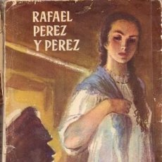 Libros de segunda mano: LA REGATA ZARAGATA - PEREZ Y PEREZ, RAFAEL - A-NOVRAPE-567. Lote 262956640