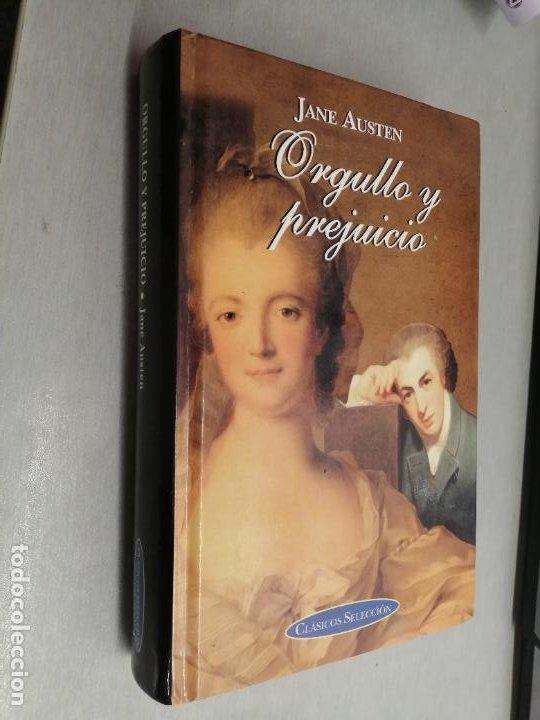 ORGULLO Y PREJUICIO / JANE AUSTEN / CLÁSICOS SELECCIÓN (Libros de Segunda Mano (posteriores a 1936) - Literatura - Narrativa - Otros)