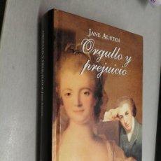 Libros de segunda mano: ORGULLO Y PREJUICIO / JANE AUSTEN / CLÁSICOS SELECCIÓN. Lote 263006690