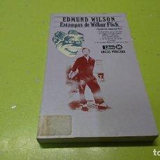 Libros de segunda mano: ESTAMPAS DE WILBUR FLICK, EDMUND WILSON. Lote 263042450