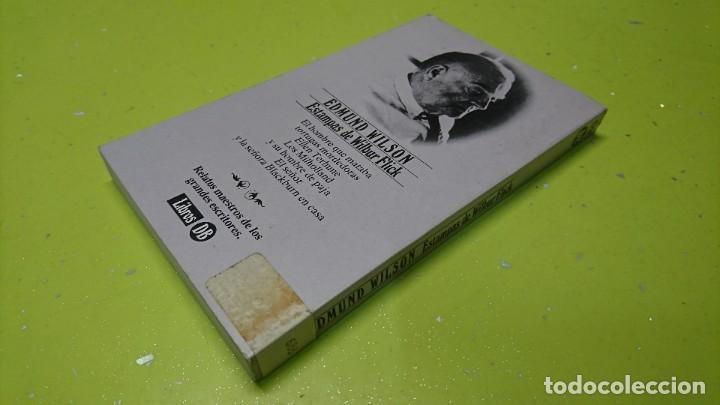 Libros de segunda mano: ESTAMPAS DE WILBUR FLICK, EDMUND WILSON - Foto 2 - 263042450