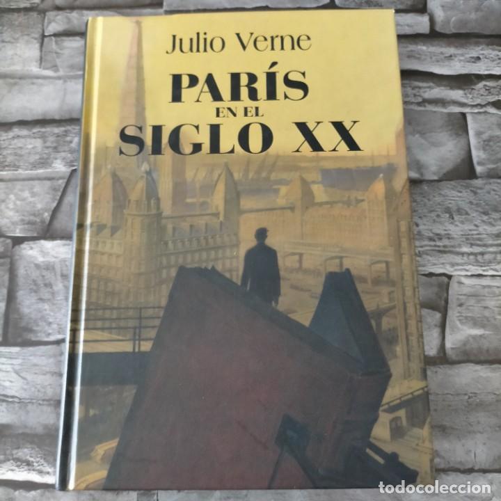 JULIO VERNE PARIS EN EL SIGLO XX (Libros de Segunda Mano (posteriores a 1936) - Literatura - Narrativa - Otros)
