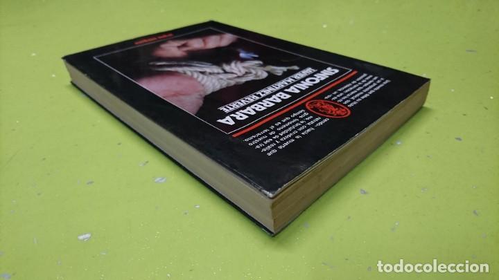 Libros de segunda mano: SINFONÍA BARBARA, JAVIER MARTÍNEZ REVERTE - Foto 3 - 263044085