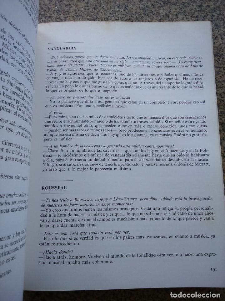 Libros de segunda mano: HABLANDO DE ESPAÑA EN VOZ ALTA -- MIGUEL VEYRAT -- 1971 -- - Foto 2 - 263044710