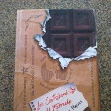 Libros de segunda mano: LOS CONTRABANDISTAS DEL ESTRECHO -- LA RUTA DEL HACHIS -- RAFAEL ROSSELLO -- 2003 --. Lote 263046575