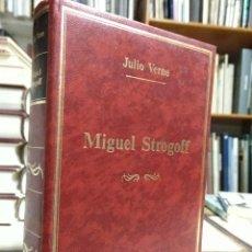 Libros de segunda mano: MIGUEL STROGOFF. JULIO VERNE. PEDIDO MÍNIMO 5€. Lote 263083185