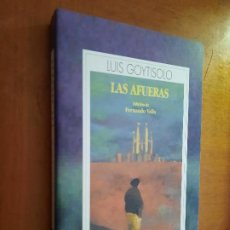 Libros de segunda mano: LAS AFUERAS. LUIS GOYTISOLO. AUSTRAL. RÚSTICA. BUEN ESTADO. Lote 263156255