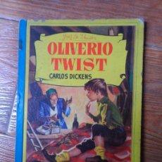 Libros de segunda mano: OLIVEIRO TWIST. CARLOS DICKENS. COLECCIÓN CORINTO. Lote 263219985