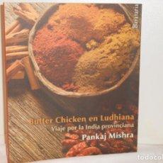 Libros de segunda mano: VIAJE POR LA INDIA PROVINCIANA , PANKAJ MISHRA - EDICIONES BARATARIA. Lote 263684370